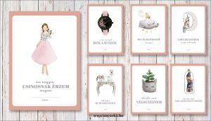 25 nagy dolog egy édesanya életében, mérföldkő kártyák anyuciknak